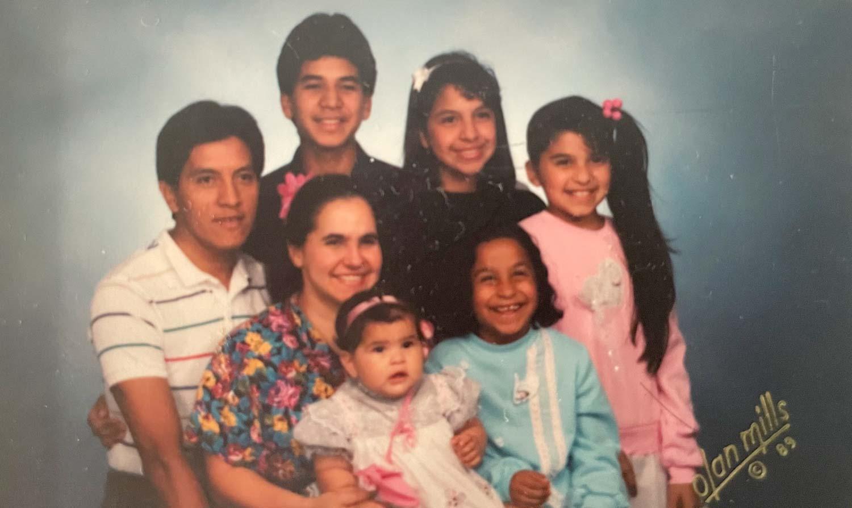 Dinah's family
