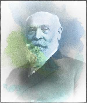 Painting of Joseph Rabinowitz
