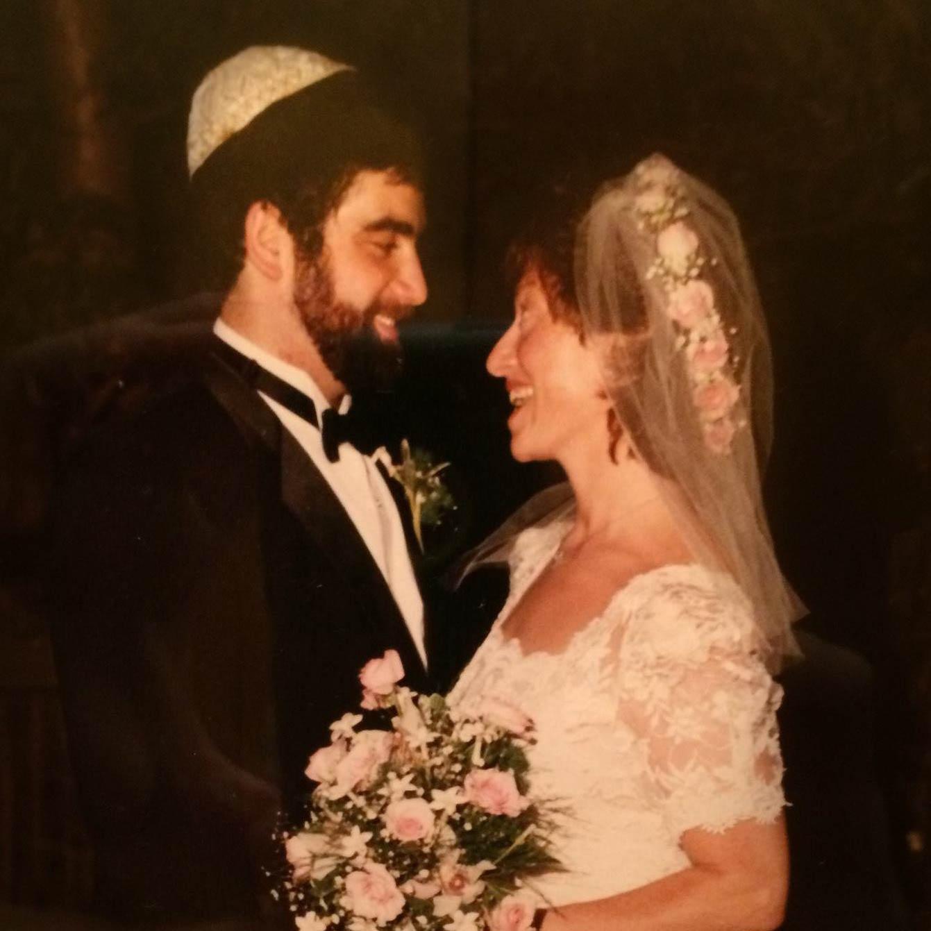 Stewart and Shoshannah wedding