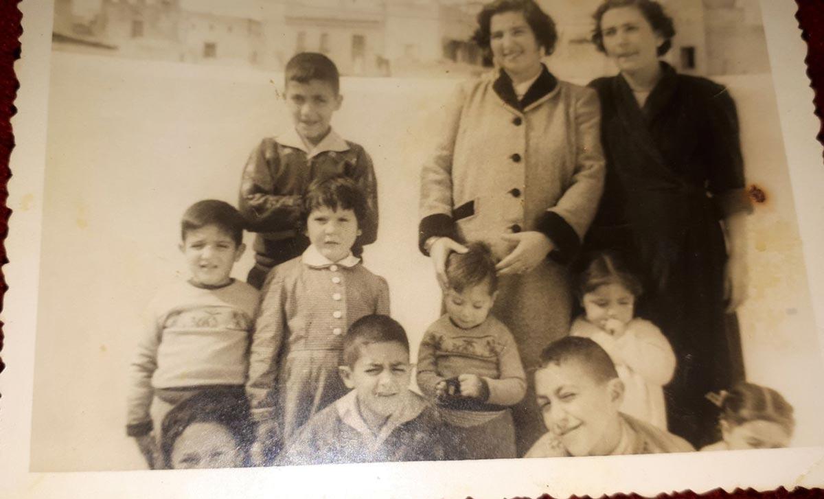 Yoel's Morocco Family
