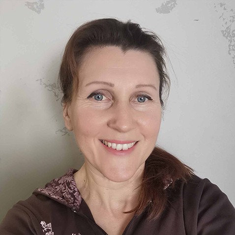 Zhanna Yegorova