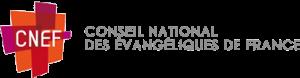 Le Conseil National des Evangéliques de France (CNEF) logo